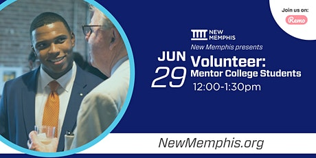 Volunteer: Mentor College Students tickets