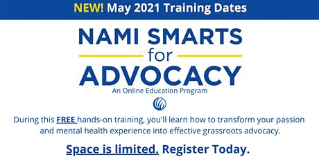 Mental Health Advocacy Training - May 2021 tickets