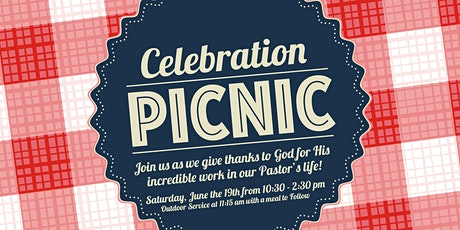 Celebration Picnic tickets