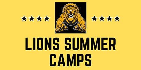 Volleyball - Boys Camp 1- Aug.23-27th - (Grade 7-9) Time: 6:00-9:00pm tickets
