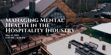 Managing Mental Health In The Hospitality Industry tickets