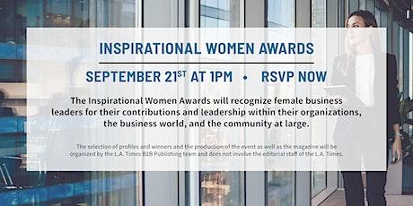 Inspirational Women Awards tickets