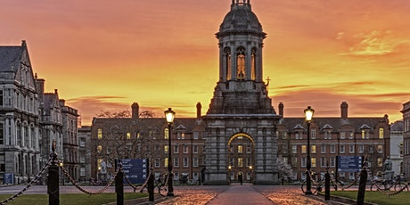 Trinity College Dublin  General Induction-New   Staff -03.06. 2021(online) biglietti