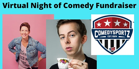 Humor Beats Cancer's Night of Laughs Fundraiser Tickets