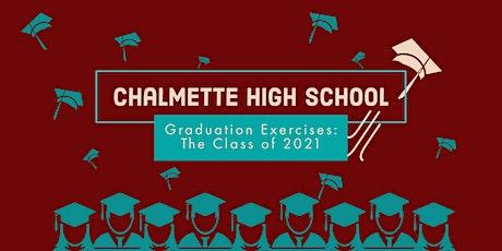 CHS Graduation: Class of 2021 tickets