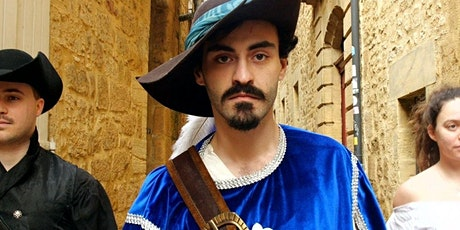 Sur les pas de d'Artagnan billets