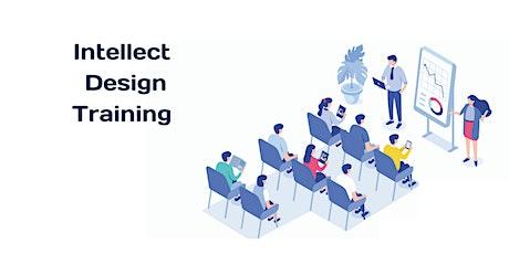 Intellect Design training - Intellect Admin & Advanced Options tickets