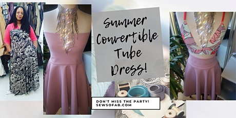 Sew So Fab Virtual Summer Dress Class tickets