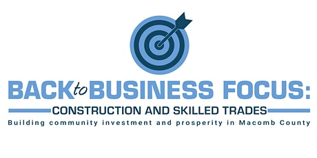 Back to Business Focus: Construction and Skilled Trades tickets