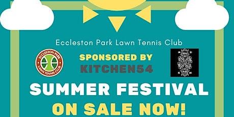 Eccleston Park Tennis Club Summer Festival tickets