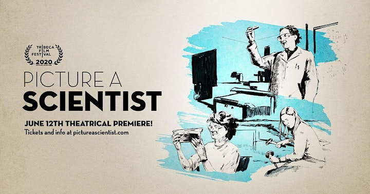 Picture a Scientist - post-movie discussion image