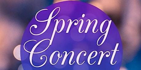 Senior Ministry Concert tickets