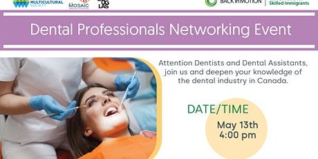 Dental Professionals Networking Event entradas