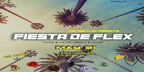 Fiesta De Flex tickets