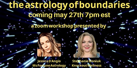 The Astrology of Boundaries tickets