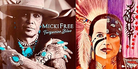 MICKI  FREE PERFORMS THE NATIVE AMERICAN FLUTE AS THERAPY tickets