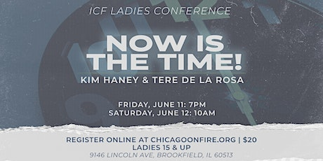 ICF  Ladies Conference 2021 tickets