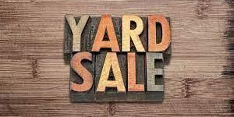 POL 175th Church Anniversary Community Yard Sale tickets