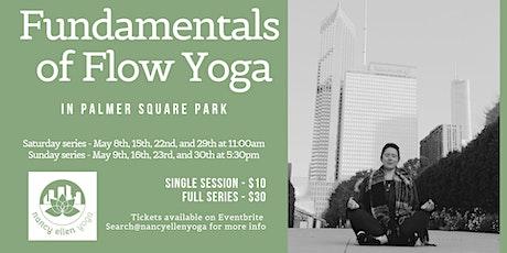 Fundamentals of Flow Yoga Workshop tickets