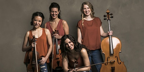 KAIA String Quartet Live Performance tickets