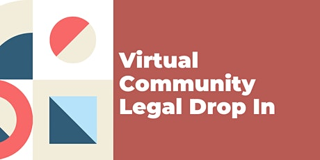 Legal Drop-in Sessions tickets