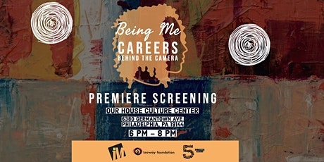 Being Me: Careers Behind the Camera Documentary Screening tickets
