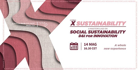 EYPxSustainability: Social Sustainability, D&I for Innovation biglietti