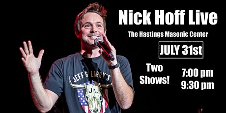 Nick Hoff - Stand Up Comedy tickets