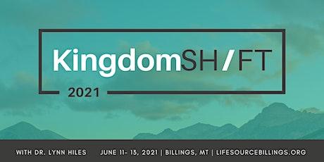 Kingdom Shift 2021 tickets