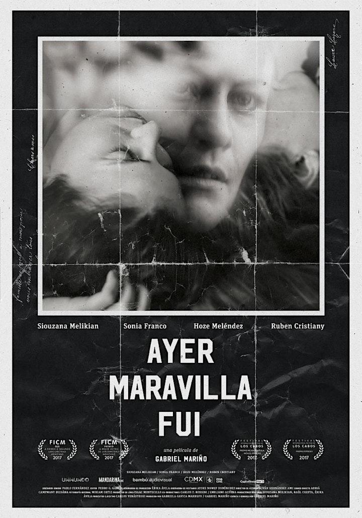 Imagen de Ayer Maravilla Fui / Sábado de Cine
