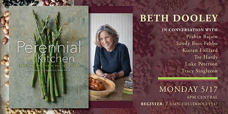THE PERENNIAL KITCHEN virtual event with Beth Dooley tickets