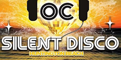 OC Silent Disco (Yoga Dancing Living) Huntington Beach - FREE to join tickets