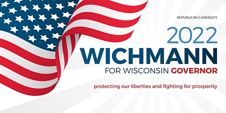 Wichmann for Governor Tour - Buddy's Bakery in Hudson tickets