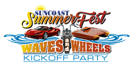 """""""Waves & Wheels"""" Festival Kickoff Party tickets"""