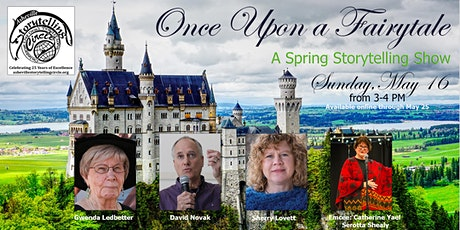 """Once Upon a Fairytale"" Spring Storytelling Show tickets"