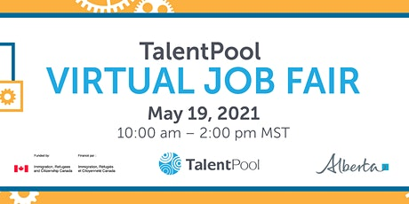 Talent Pool Virtual Job Fair tickets
