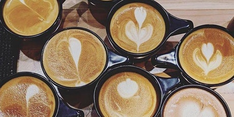 Paper Moon Cafe Latte Art Class tickets