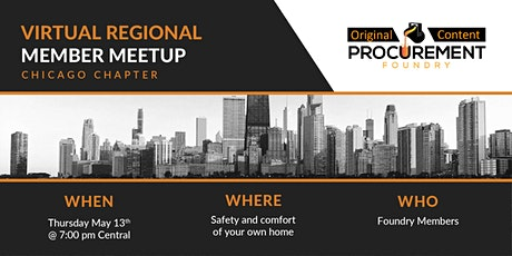 Virtual Member Meetup Chicago Chapter tickets