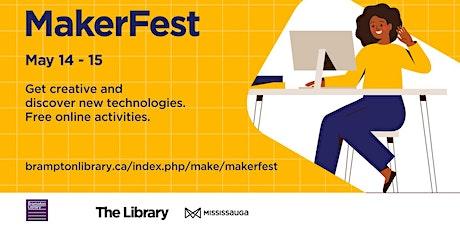 MakerFest: Get Started with MIT App Inventor tickets