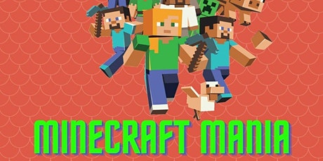 Calgary STEM Summer Camps for Kids! - Minecraft Mania tickets