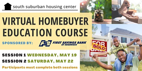 May Virtual Homebuyer Education Course tickets