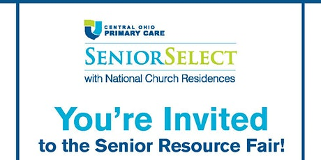 COPC SeniorSelect - May's Older American Month: Senior Resource Fair tickets