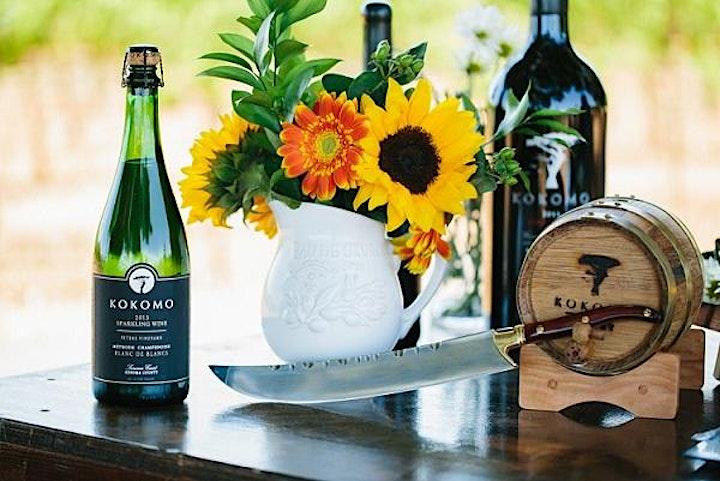 Wine Masters: Kokomo Winery @ Council Oak Steaks & Seafood image
