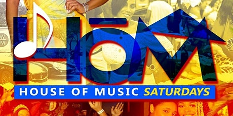 HOUSE OF MUSIC DAY PARTY + AFTER PARTY Saturdays @ Whiskey Mistress tickets