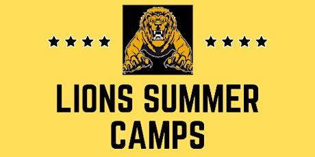Basketball  Youth Camp 1 -  Aug.23-27  (Boys & Girls: 10-13yrs) 9:00-12:00 tickets