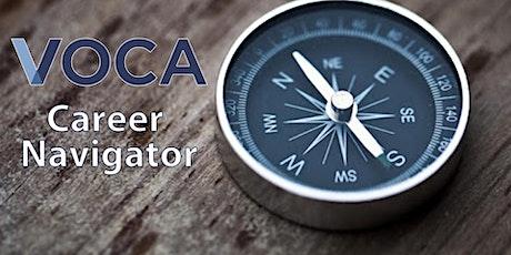 Career Navigator August  Cohort  (#12 w Dr. Chip Roper) tickets