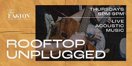Rooftop Unplugged tickets
