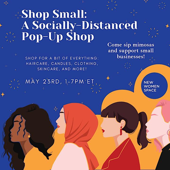 Shop Small: A Socially-Distanced Pop-Up Shop image
