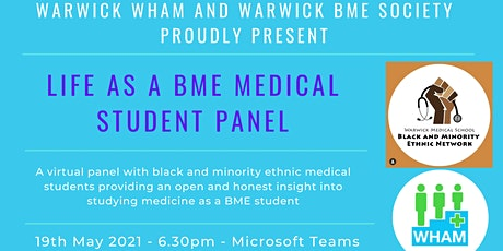 Life as a BME Medical Student tickets
