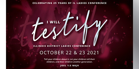2021 Illinois District Ladies Conference tickets